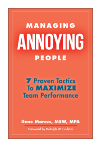 Managing Annoying People