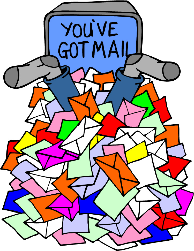 email overflow