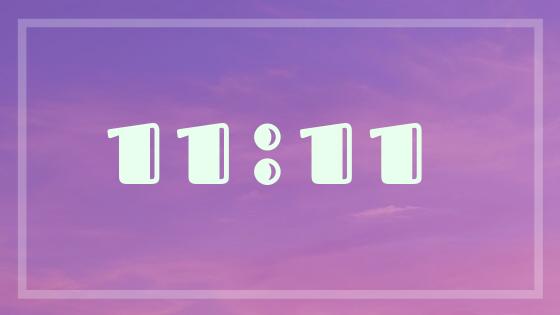 11:11 Pause