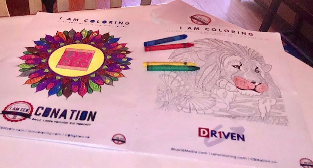Coloring Book for CEOs