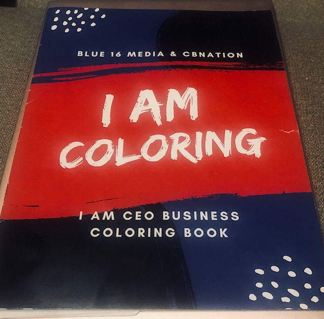 CEO Coloring Book