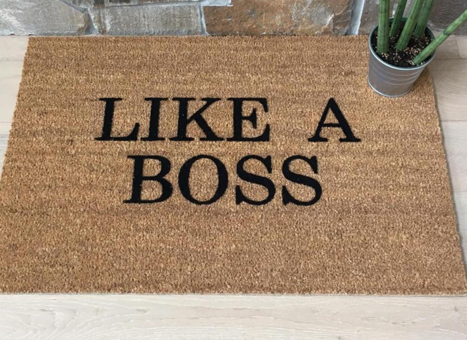 Doormat Boss